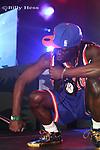 Flavor Flav performing on Yo MYV Raps 30 year anniversary  Experience Yo MTV Raps 30th Anniversary Experience