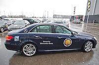 07-02-14, Netherlands, Rotterdam, Ahoy, ABNAMROWTT,Mercedes the  official car<br /> Photo: Henk Koster