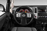 Car pictures of steering wheel view of a2014 Nissan Xterra S 5 Door Suv Steering Wheel