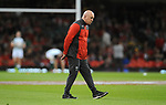 Wales defence coach Shaun Edwards during the pre match warm up<br /> <br /> Photographer Ian Cook/CameraSport<br /> <br /> 2019 Under Armour Summer Series - Wales v Ireland - Saturday 31st August 2019 - Principality Stadium - Cardifff<br /> <br /> World Copyright © 2019 CameraSport. All rights reserved. 43 Linden Ave. Countesthorpe. Leicester. England. LE8 5PG - Tel: +44 (0) 116 277 4147 - admin@camerasport.com - www.camerasport.com
