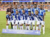 French Guiana vs Honduras, July 14, 2017