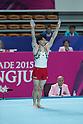 28th Summer Universiade 2015 Gwangju: Artistic Gymnastics