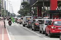 29.03.2020 - Carreata contra a quarentena na av Paulista em SP