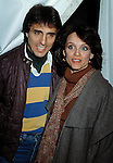 Valerie Harper with her husband Tony.Attending a Benefit in Beverly Hills, California..December 1982.