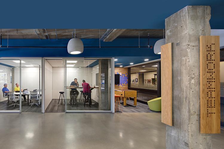 Motorists Mutual Insurance Company Innovation Center Phase One | WSA Studio