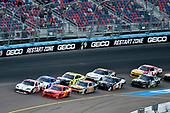 #7: Justin Allgaier, JR Motorsports, Chevrolet Camaro BRANDT ab d #19: Brandon Jones, Joe Gibbs Racing, Toyota Supra Toyota Service Centers