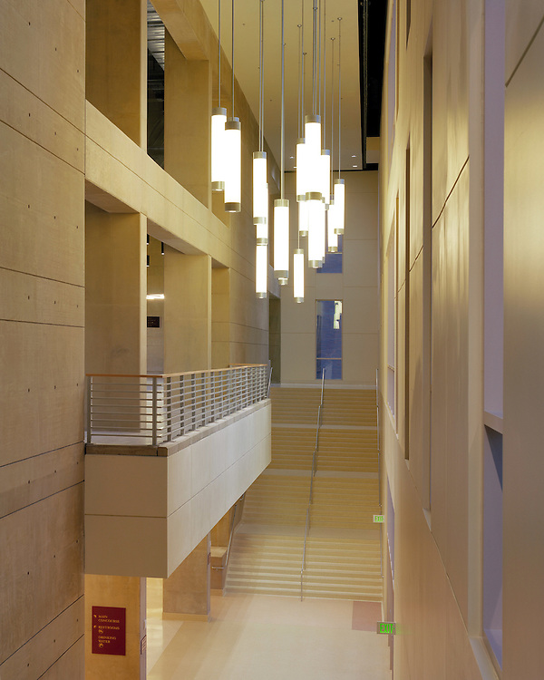Galen Center at the University of Southern California   Architect: HNTB