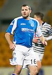 St Johnstone FC Season 2012-13.Craig Beattie.Picture by Graeme Hart..Copyright Perthshire Picture Agency.Tel: 01738 623350  Mobile: 07990 594431