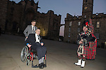 First Minister Alex Salmond hosted a reception for veterans, staff and fundraisers for the Erskine Charity in the Great Hall, Edinburgh Castle this evening.<br /> Pic Kenny Smith, Kenny Smith Photography<br /> 6 Bluebell Grove, Kelty, Fife, KY4 0GX <br /> Tel 07809 450119,