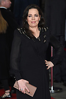 "Olivia Colman<br /> at the ""Murder on the Orient Express"" premiere held at the Royal Albert Hall, London<br /> <br /> <br /> ©Ash Knotek  D3344  03/11/2017"