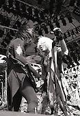 Motley Crue; Live at Donnington 1984 UK; 8/14/1984<br /> Photo Credit: Eddie Malluk/Atlas Icons.com
