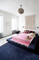 Gypset style bedroom