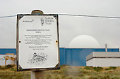Shorebord Protection Area next to Sizewell nuclear power station, Suffolk