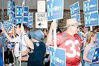 Hillary Clinton - Labor Day Parade - Milford, NH - 7 September 2015