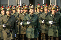 - Italian Army, Horse Artillery regiment<br /> <br /> - Esercito Italiano, reggimento Artiglieria a Cavallo