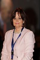 Montreal, CANADA, June, 2015  File Photo<br /> Helene Desmarais<br /> <br /> , attend the The International Economic Forum of the Americas<br /> <br /> Photo :   Pierre Roussel - AQP