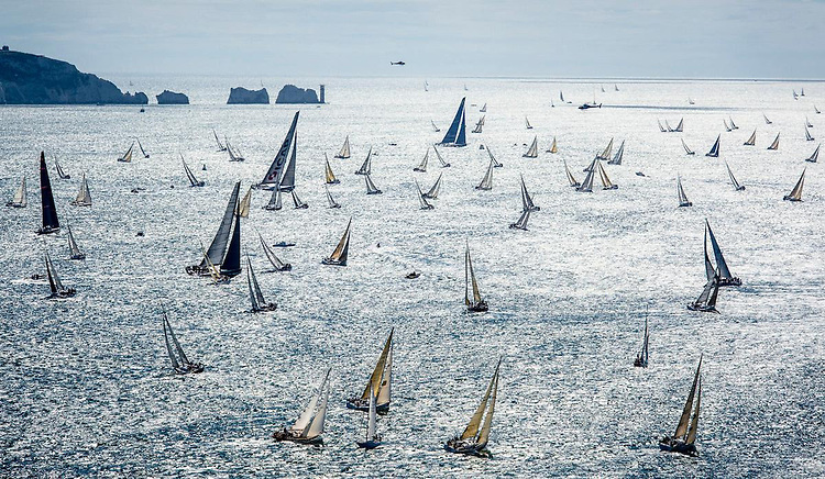 Rolex Fastnet Race - When it comes to offshore races there is no greater show on earth