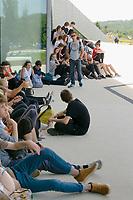 Élèves de seconde du Lycée général, de Bac pro première année et de CAP seconde année de Ribérac