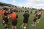Black Caps Training, 7 January