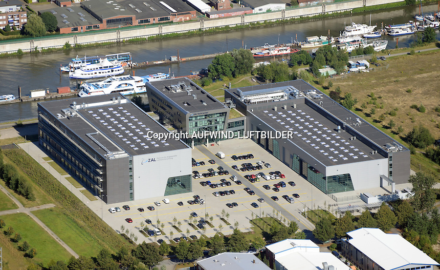 ZAL: EUROPA, DEUTSCHLAND, HAMBURG,  (EUROPE, GERMANY),31.08.2016: Das Zentrum für Angewandte Luftfahrtforschung (ZAL) ist das technologische Forschungs- und Entwicklungsnetzwerk der zivilen Luftfahrtindustrie in der Metropolregion Hamburg.