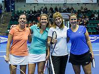 Rotterdam, Netherlands, December 18, 2016, Topsportcentrum, Lotto NK Tennis,  Rematch <br /> Photo: Tennisimages/Henk Koster