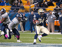 The Pitt Panthers defeated the Old Dominion Monarchs 35-24 at Heinz Field, Pittsburgh, Pennsylvania on October 19, 2013.