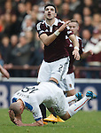 Kenny Miller and Callum Paterson