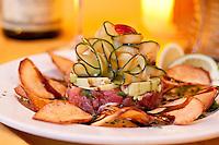 Morgan's Mango Restaurant<br /> Cruz Bay, St. John<br /> U.S. Virgin Islands