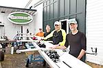 Race to Alaska, rowing, crew, Maas open water quad, Steve Wells, Port Townsend to Victoria, British Columbia,  open water racing,