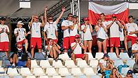 Poland supporter<br /> <br /> swimming, nuoto<br /> LEN European Junior Swimming Championships 2021<br /> Rome 2176<br /> Stadio Del Nuoto Foro Italico <br /> Photo Giorgio Scala / Deepbluemedia / Insidefoto