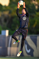 Miami, FL - Tuesday, October 15, 2019:  (headline} during a friendly match between the USMNT U-23 and El Salvador at FIU Soccer Stadium.