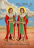 Interlitho, EASTER RELIGIOUS, OSTERN RELIGIÖS, PASCUA RELIGIOSA, paintings+++++,KL756/3,#er#
