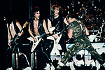 Accept performing in New York City, 1985.<br />
