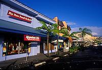 Town of Hilo, Big Island of Hawaii