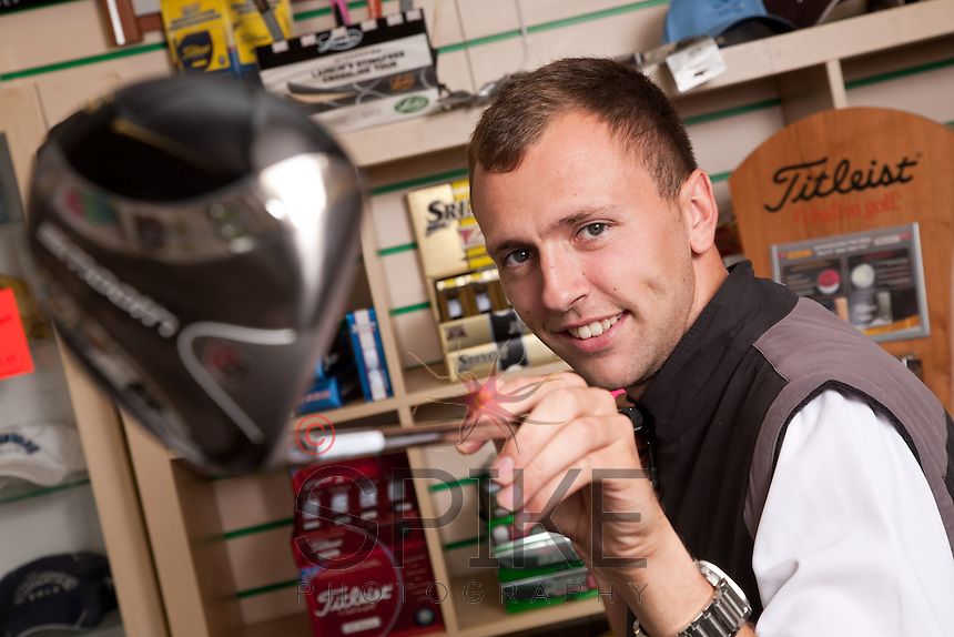 Ian Brown Golf Pro from Bulwell Forest Golf Club