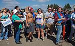Bernie Sanders Rally -- Bonney Field, Sacramento, California -- May 9, 2016