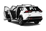 Car images of 2021 Toyota RAV4-Prime SE 5 Door SUV Doors