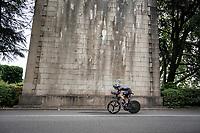 Mark Donovan (GBR/DSM)<br /> <br /> Stage 5 (ITT): Time Trial from Changé to Laval Espace Mayenne (27.2km)<br /> 108th Tour de France 2021 (2.UWT)<br /> <br /> ©kramon