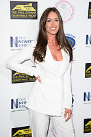 Clelia Theodorou<br /> at the Paul Strank Charitable Trust Annual Gala 2018, London<br /> <br /> ©Ash Knotek  D3435  22/09/2018