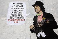 04.06.2020 - Ciao Rino - Rino Gaetano Graffiti by Harry Greb in Monte Sacro