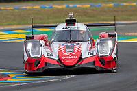 #41 Team WRT Oreca 07 - Gibson LMP2, Robert Kubica, Louis Delétraz, Yifei Ye, 24 Hours of Le Mans , Qualifying Practice , Circuit des 24 Heures, Le Mans, Pays da Loire, France