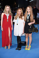 """Gillian McKeith<br /> at the """"Eddie the Eagle"""" European premiere, Odeon Leicester Square London<br /> <br /> <br /> ©Ash Knotek  D3099 17/03/2016"""