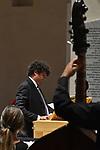 Nel Duomo di Ravello <br /> Stabat Mater<br /> di Nicola Bonifacio Logroscino<br /> Talenti Vulcanici<br /> Direttore Stefano Demicheli<br /> Silvia Frigato, soprano<br /> Carlo Vistoli, controtenore