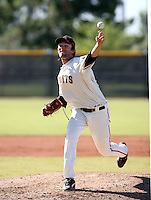 Ryan Paul / San Francisco Giants 2008 Instructional League..Photo by:  Bill Mitchell/Four Seam Images