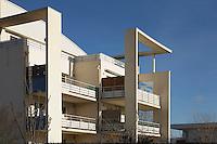 Elements de decoration en beton