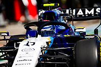 24th September 2021; Sochi, Russia; F1 Grand Prix of Russia free practise sessions;  6 Nicholas Latifi CAN, Williams Racing, F1 Grand Prix of Russia at Sochi Autodrom