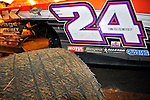 Feb 11, 2011; 8:16:19 PM; Gibsonton, FL., USA; The Lucas Oil Dirt Late Model Racing Series running The 35th annual Dart WinterNationals at East Bay Raceway Park.  Mandatory Credit: (thesportswire.net)