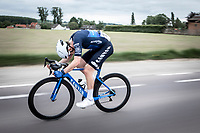 Jacob Vaughan (GBR/Canyon dhb p/b Bloor Homes)<br /> <br /> <br /> GP Marcel Kint 2019 (BEL)<br /> One Day Race: Kortrijk – Zwevegem 188.10km. (UCI 1.1)<br /> Bingoal Cycling Cup 2019