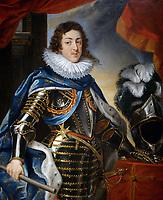 Louis XIII, circa  1624