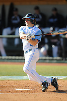 Dillon Hazlett (First Baseman) North Carolina Tar Heels (Photo by Tony Farlow/Four Seam Images)